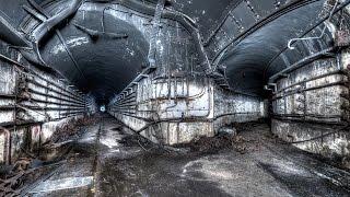 NATO NUCLEAR COMMAND CENTER INSIDE HUGE BUNKER | URBEX URBAN EXPLORING | #T044