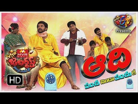 Extra Jabardasth - 22nd July 2016 - Full Episode – ETV Telugu