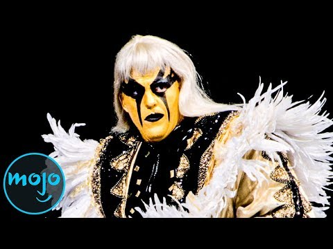 Top 10 Craziest WWE Gimmicks