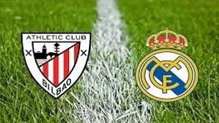 Атлетик - Реал Мадрид Прямая трансляция Athletic Real Madrid