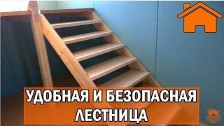 Лестница в частном доме своими руками: устройство