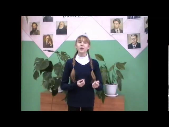 Изображение предпросмотра прочтения – СветланаВербина читает произведение «Ворона и Лисица» И.А.Крылова