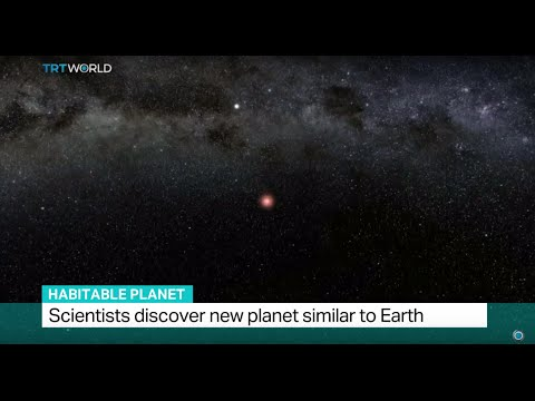 Scientists discover new planet similar to Earth, Sourav Roy reports