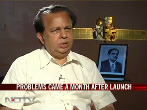 Space missions are very complex: G Madhavan Nair