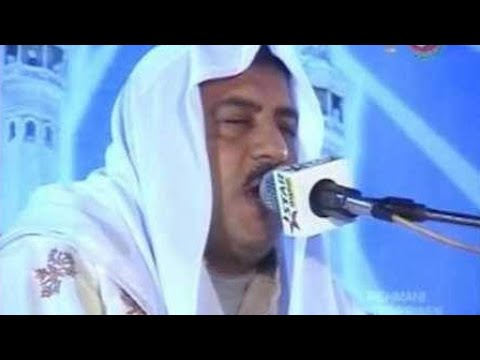 Qari Shaikh Rafat Hussain VERY LONG BREATH  (al misar)