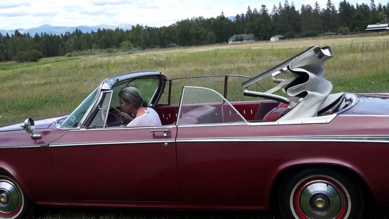 1963 chrysler newport convertible