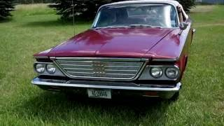 1964 Chrysler Newport Convertible