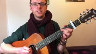 Ed Sheeran - Galway Girl - Guitar Lesson!