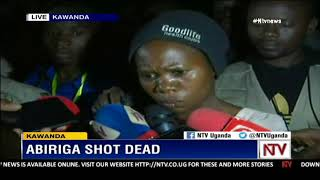 Eye witness narrates how Hon. Abiriga lost his life