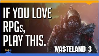 Wasteland 3 Is A Rare And Expertly Crafted RPG Experience (Review) (Video Game Video Review)