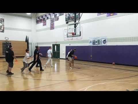 Desert Ridge Junior High School  Students vs. Adults