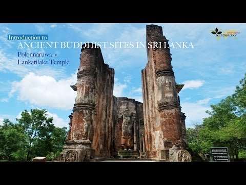 3. Lankatilaka Temple - Polonnaruwa  (Ancient Buddhist Sites in Sri Lanka)
