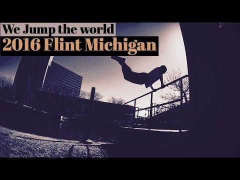 We Jump The World 2016 Flint MI
