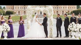 Выездная регистрация. Свадьба в Константиновском дворце. Свадебное агентство