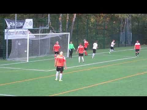 KY Sport (Turku) scoring their second against MynPa (Mynämäki) - 12 September 2017
