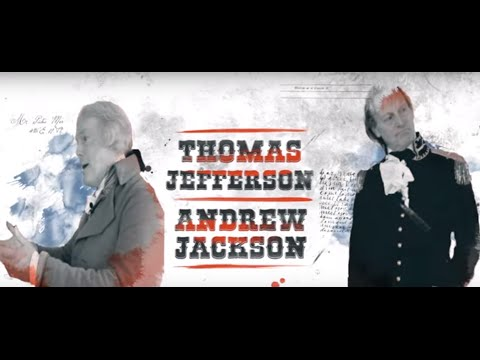 Shaping the World: Conversations on Democracy with Thomas Jefferson and Andrew Jackson