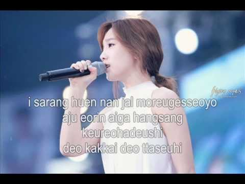 Closer By Kim Taeyeon [To The Beautiful You OST] With Lyrics