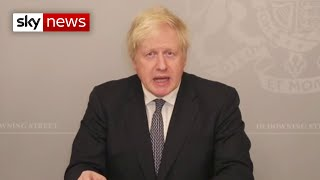 Watch live: Boris Johnson sets out #COVID19 winter plan for England after lockdown to MPs