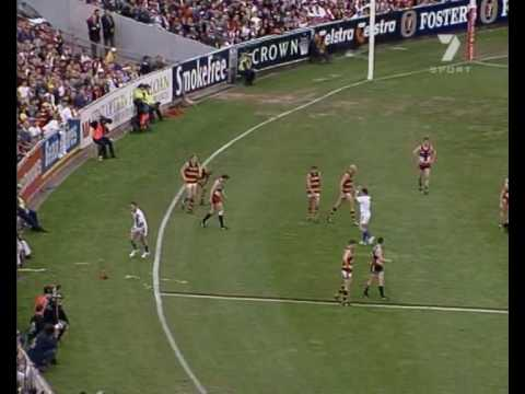 1997 AFL Grand Final 4th Quarter Adelaide vs St Kilda