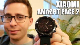 XIAOMI AMAZFIT PACE 2 (Stratos) - Il Miglior Smartwatch Sportivo!  - Recensione e Unboxing ITA