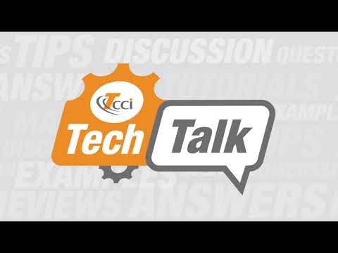 T/CCI Tech Talk Episode 5: Electric Compress Program