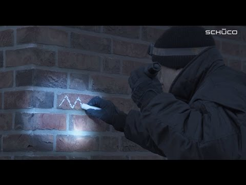 Burglar codes – Burglar resistance with secure windows and doors from Schüco