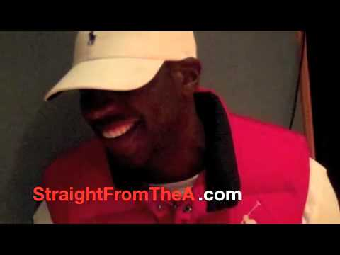 StraightFromTheA EXCLUSIVE: Young Dro Reminisces About Bunche Middle School - Atlanta