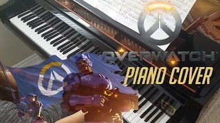 Overwatch Trailer Theme Piano Cover