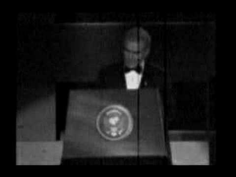 Presidential Speech George Bush 11nov2005