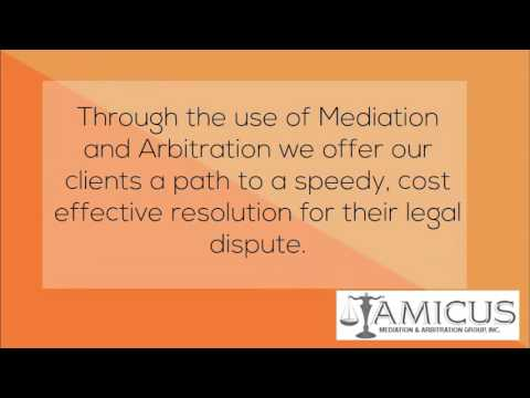 ​​New York Mediators Arbitrators​​ - Amicusadr.com