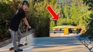 MEGA AIRBAG LAUNCH RAMP!! (60+ MPH)