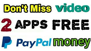 Free PayPal Cash Reword Apps 101% Real || Best Android Earning Apps || Technical Dollar