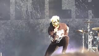 Hollywood Undead LIVE Undead - P. Týnec, Czech Republic 2018
