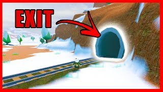 TIP TO GET OFF THE MAP in JAILBREAK - ROBLOX