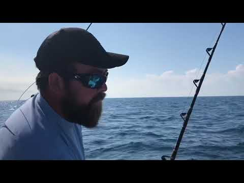 Planer Trolling With TACO Marine Grand Slam Outriggers