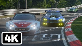 Gran Turismo Sport: Scapes Photo Mode Walkthrough (4K)