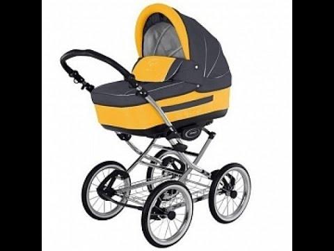 Обзор детской коляски Adamex Royal
