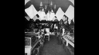 3D Stereoscopic Photographs of American Store Interiors (1800's)