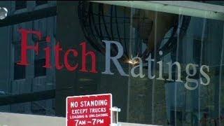 видео Fitch снова ухудшило прогноз роста мировой экономики