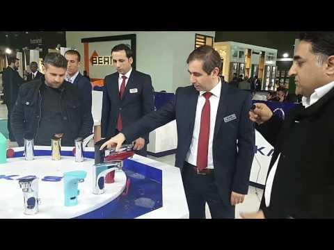 KAS VANA CNR EXPO UNİCERA  FUARI İLGİNÇ BATARYASI