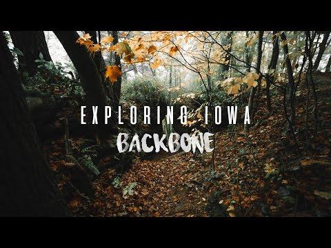 Exploring Iowa // Backbone State Park