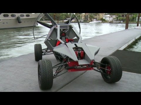 The Dune Buggy That Can Fly