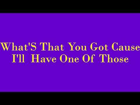 Sticky Fingers - Cyclone ( Lyrics )