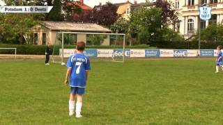 Punktspiel ESV Lok Potsdam - FC Deetz II 31.05.2015