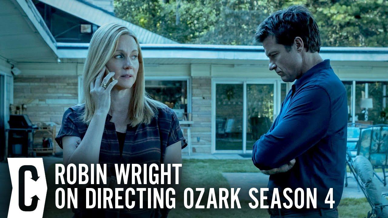 Ozark Season 4: Robin Wright on Bringing Her Style to the Netflix Show