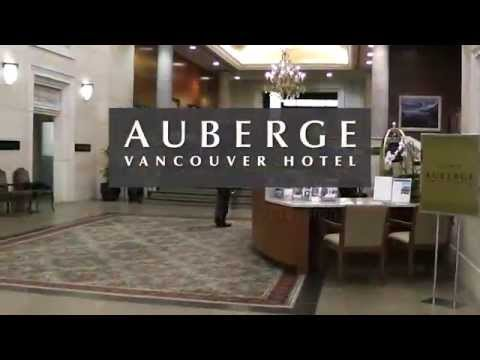 Auberge Vancouver Downtown Luxury Hotel