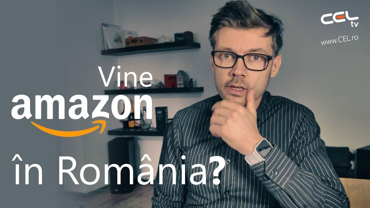 Vine Amazon in Romania?