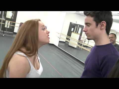 Montclair State University Theatre Division, B.F.A Acting Program: A look Inside the Program