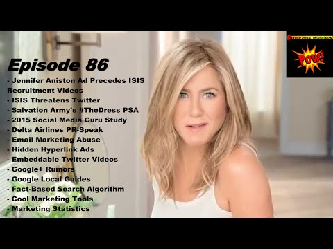 Jennifer Aniston ISIS Video YouTube Ad Gaffe -BEYOND SOCIAL