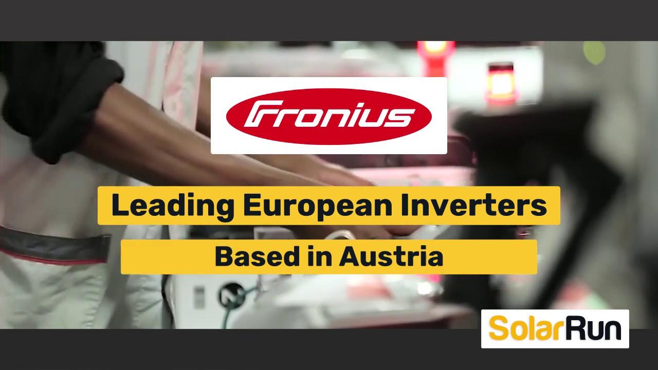 Fronius Inverter Review | Fronius Solar Inverter Buyers Guide